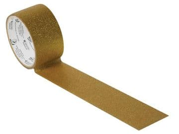 Duck Tape® 47mm x 4.5m Glitter Gold